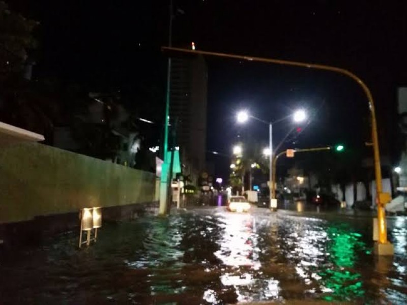 Suspenden clases en Sinaloa por lluvias