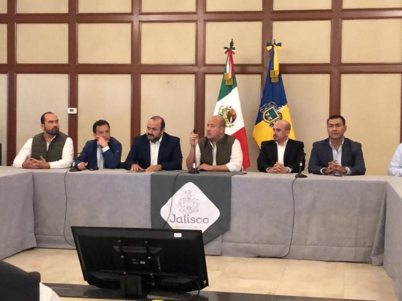 Suspenden eventos masivos en Jalisco