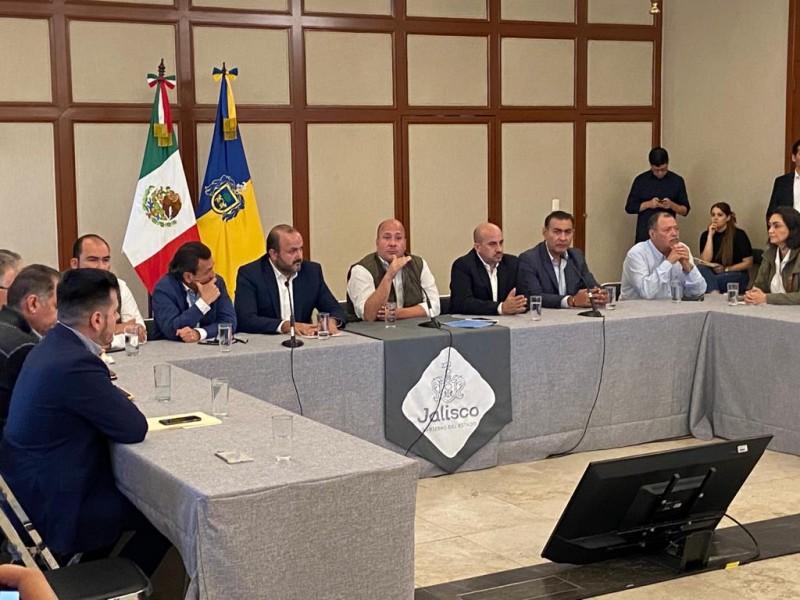 Suspenden eventos masivos y clases presenciales en Jalisco