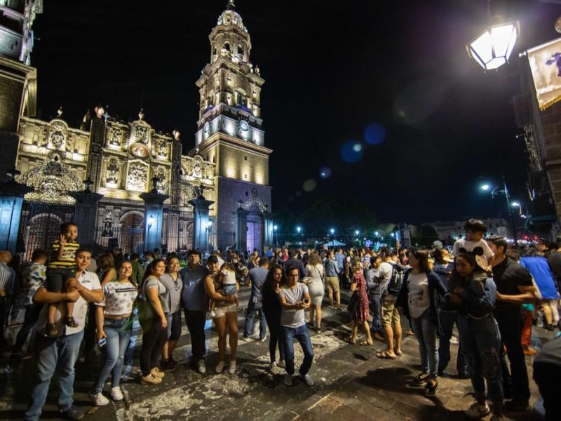 Suspenden eventos públicos masivos en Morelia