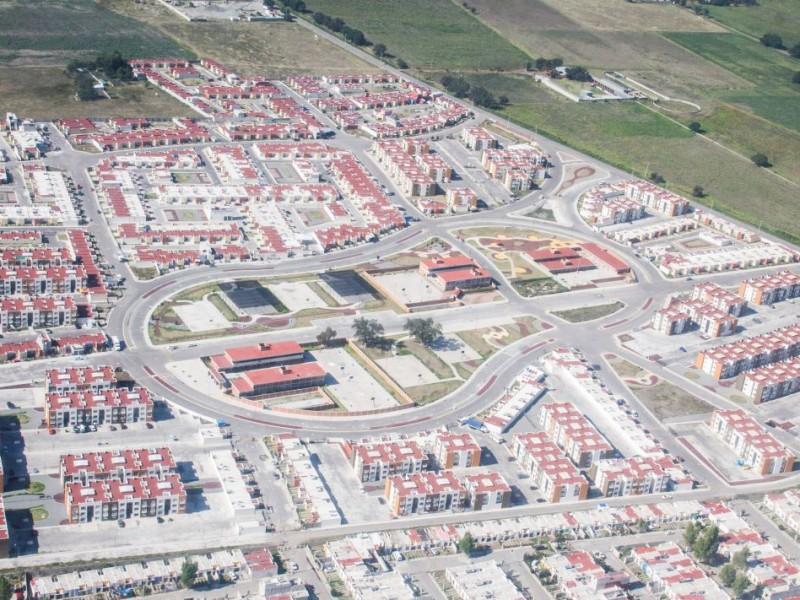 Suspenden indefinidamente construcción del aeropuerto Santa Lucía