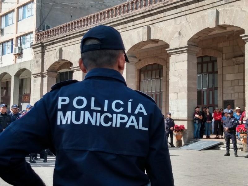 Suspenden mandos de vialidad y seguridad en Tepic