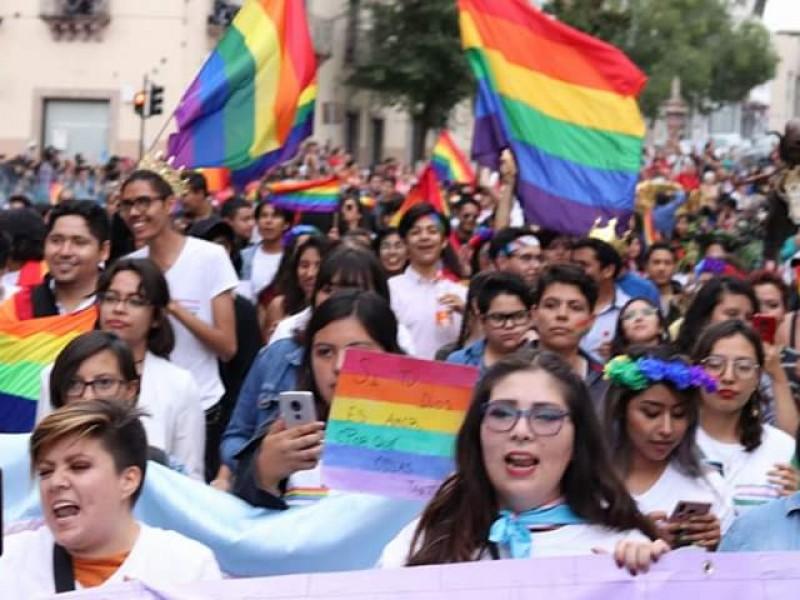 Suspenden marcha de la Diversidad Sexual en Zacatecas