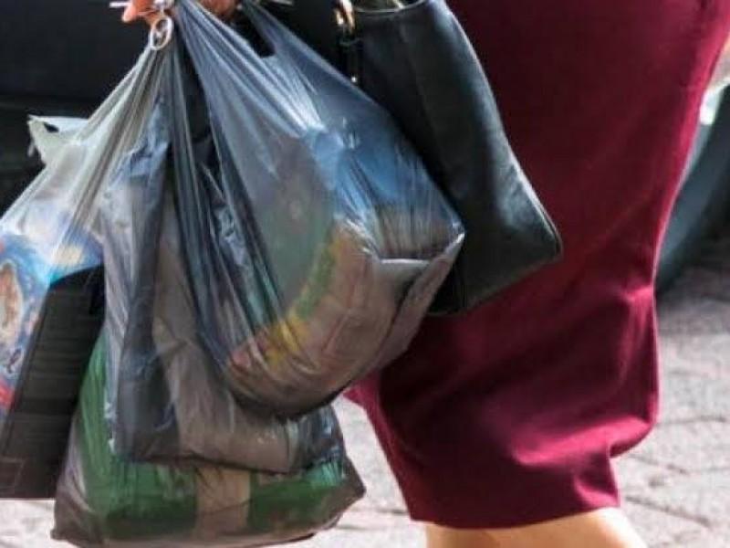 Suspenden operativos de inspección sobre entrega de bolsas de plástico
