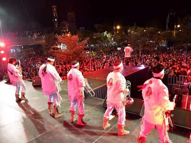 Suspenden organización de Feria Estatal de la Virgen en Guadalupe