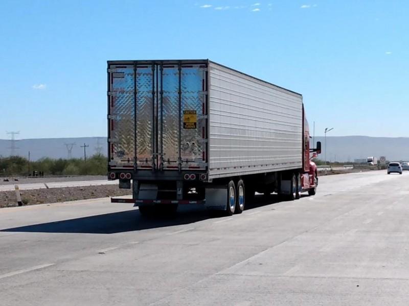 Suspenden paro de transportistas para Sonora