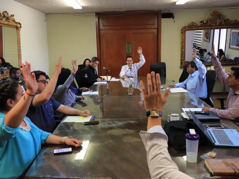 Suspenden sesión de cabildo por regidores faltistas