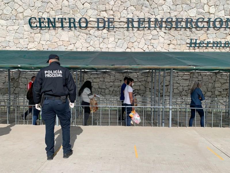 Suspenden visitas en Ceresos e Itama para protegerlos de covid19