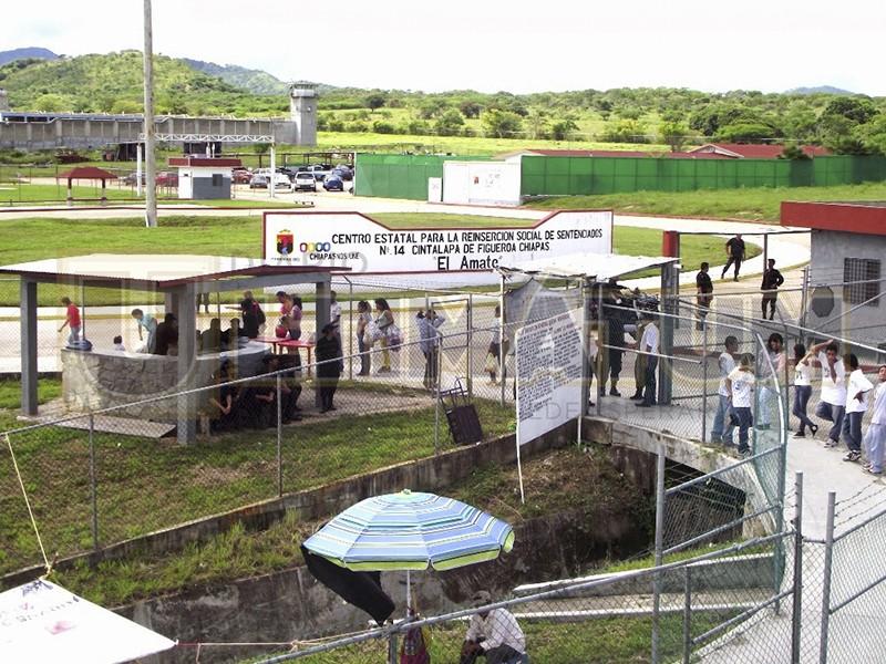 Suspenden visitas en Cerss de Chiapas ente contingencia