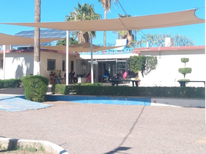 Suspenden visitas en Cobijo San José