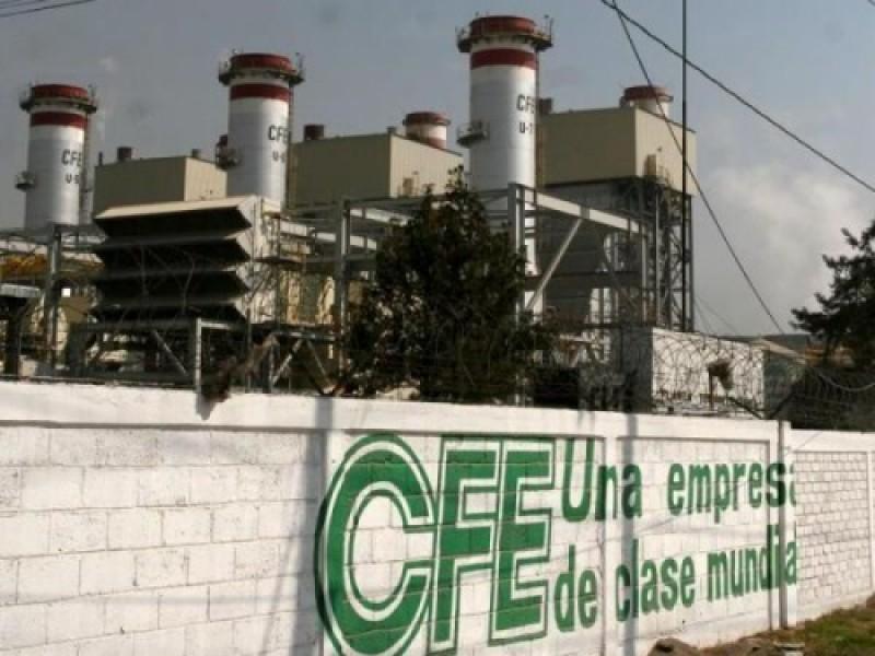 Suspendera CFE servicio en Tapachula