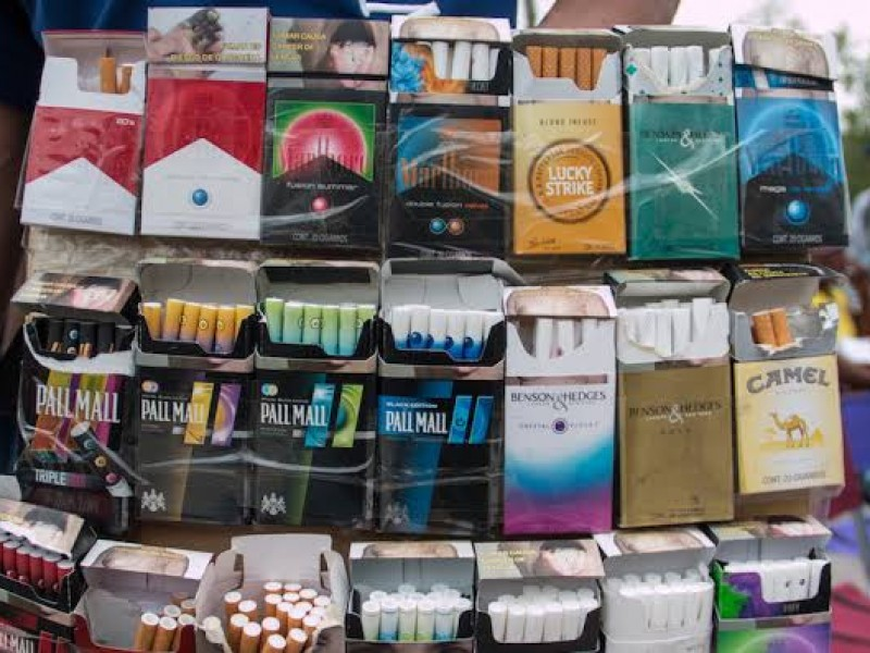Suspenderán producción y distribución de cigarros en el país