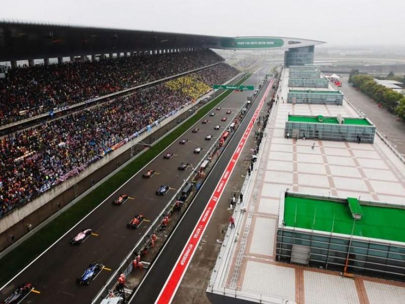 Suspendido el Gran Premio de China por coronavirus