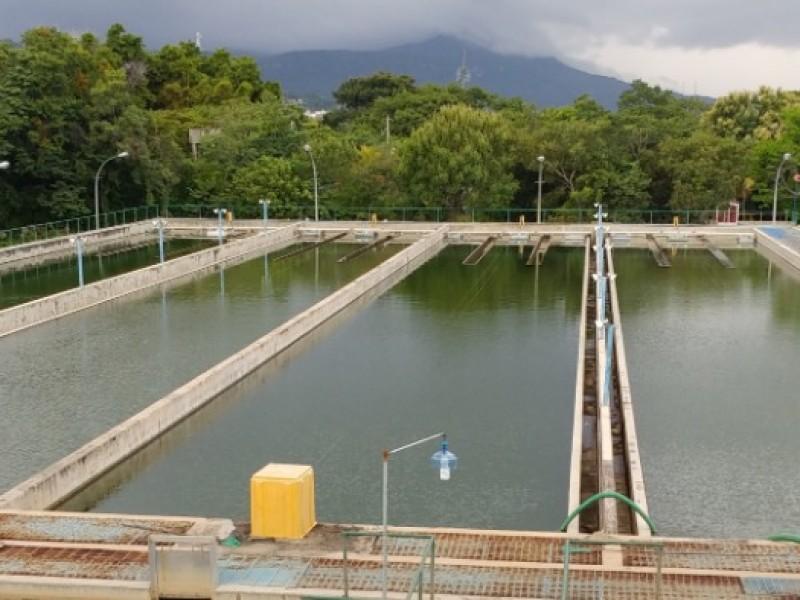 Suspensión de servicio de agua en Tuxtla
