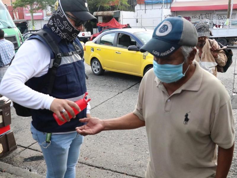 Suspensión de tianguis en Guadalajara inicia el jueves