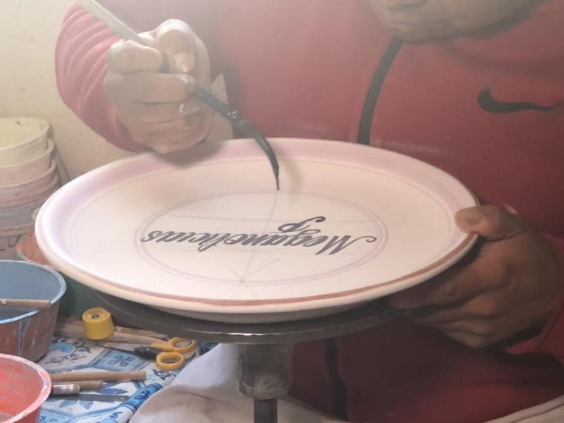 Talavera, proceso muy complejo que artesanos piden valorar