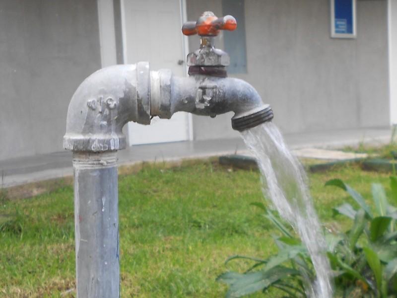 Tandeo de agua potable para hoy en Guaymas