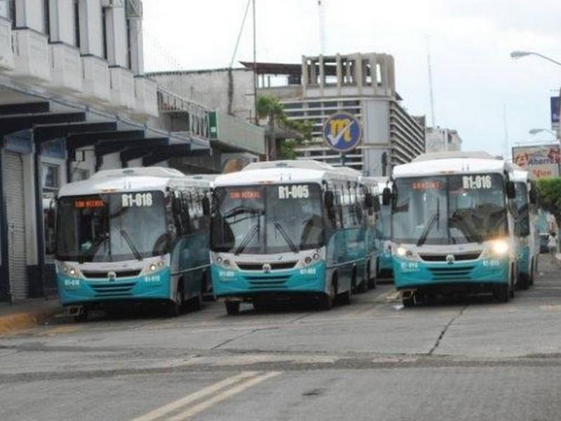 Tapachultecobús dejará de funcionar en agosto