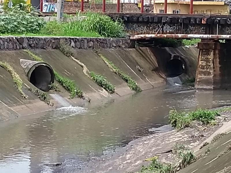 Taparán descargas de aguas negras en