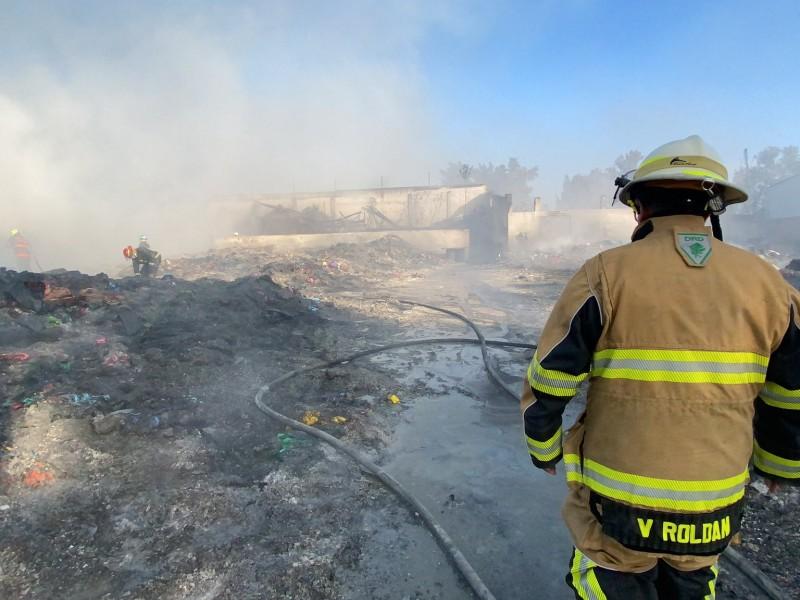 Tarde de incendios genera mala calidad del aire en AMG