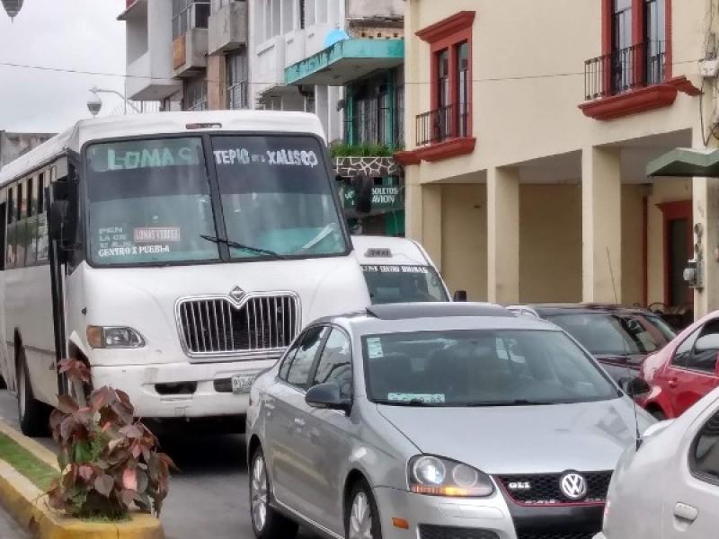 Tarifas de transporte en juego por nueva ley