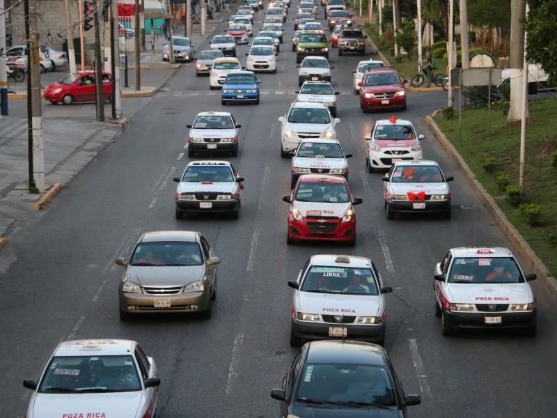 Taxi Seguro, más de 5 mil servicios en Poza Rica
