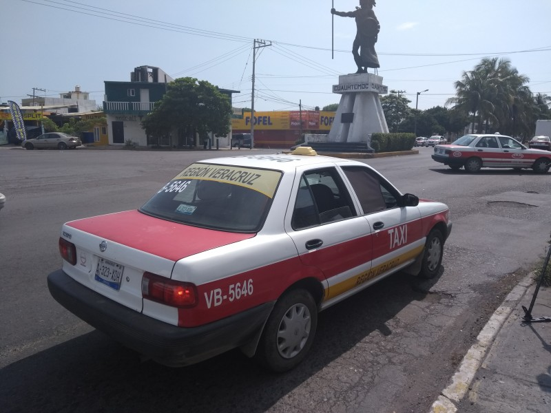 Taxis libres involucrados con actos delictivos
