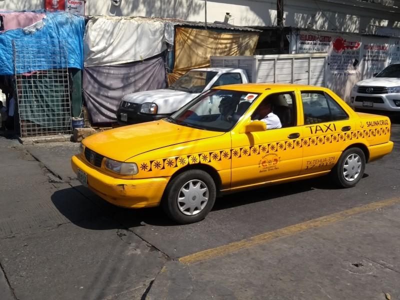 Como medida preventiva, taxis no prestarán servicio a menores