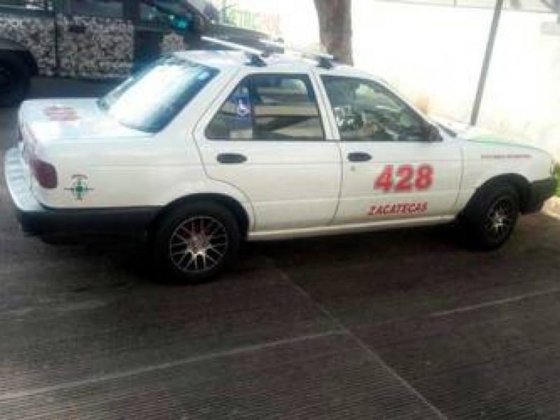Taxis son utilizados para delinquir