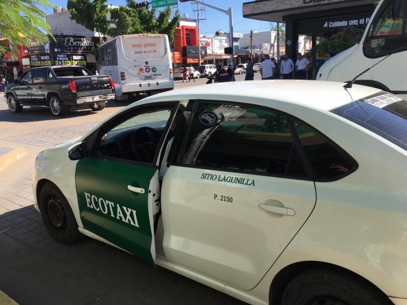 Taxistas de Los Mochis son víctimas de la delincuencia
