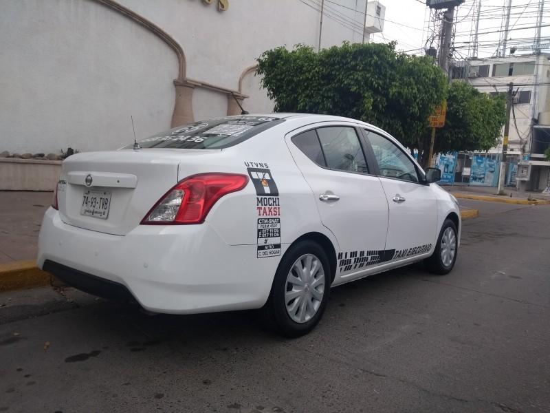 Taxistas temen por repunte de asaltos ante nula actividad económica