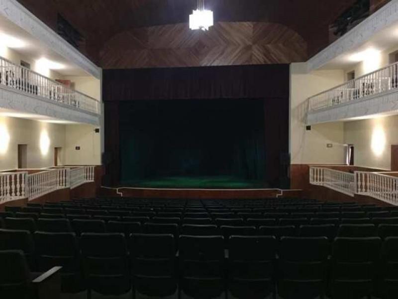 Teatro Daniel Zebadúa cumple 90 años