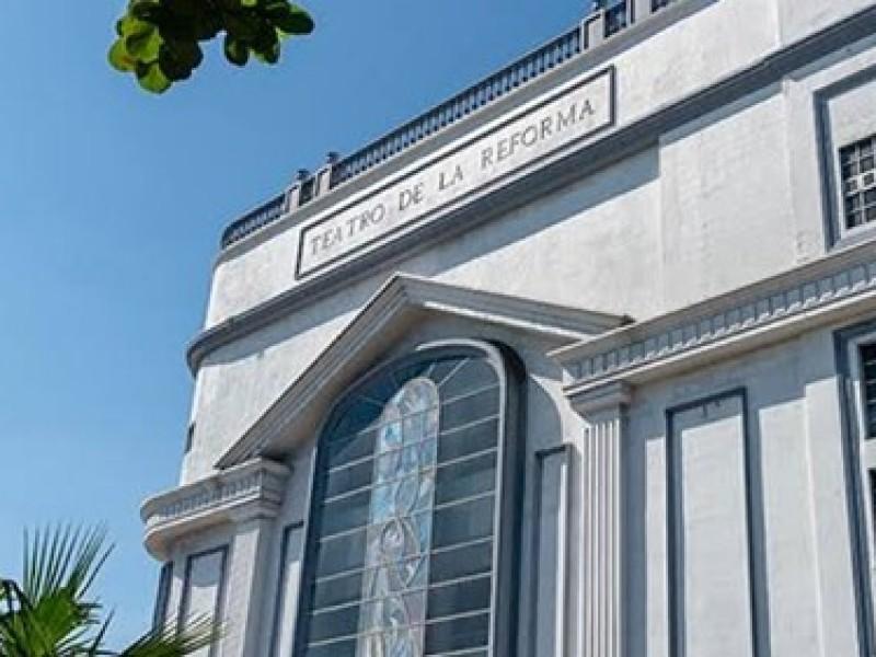Teatro Reforma podría abrir sus puertas en 2020