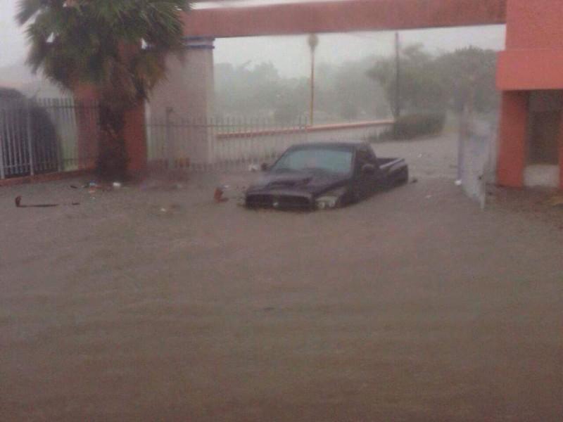 Tec dejó de sufrir afectaciones por lluvias