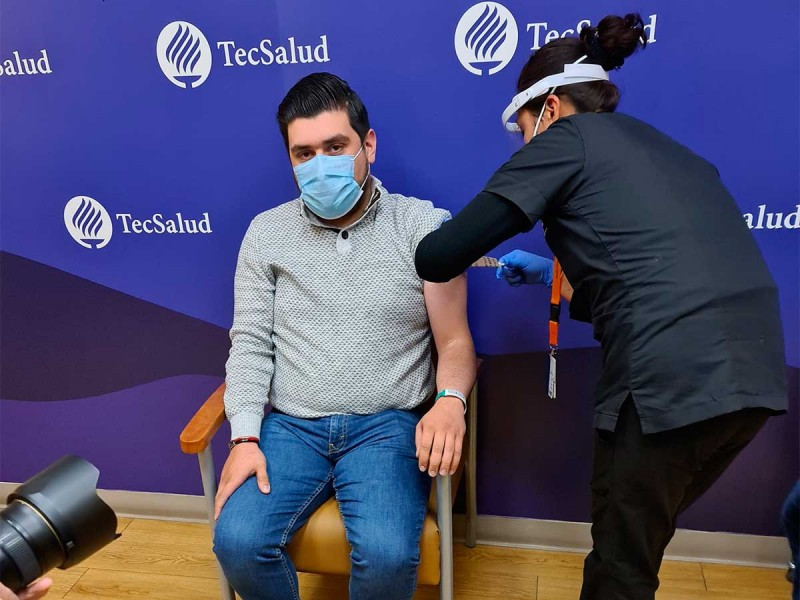 TecSalud inicia el estudio clínico de la vacuna CureVac