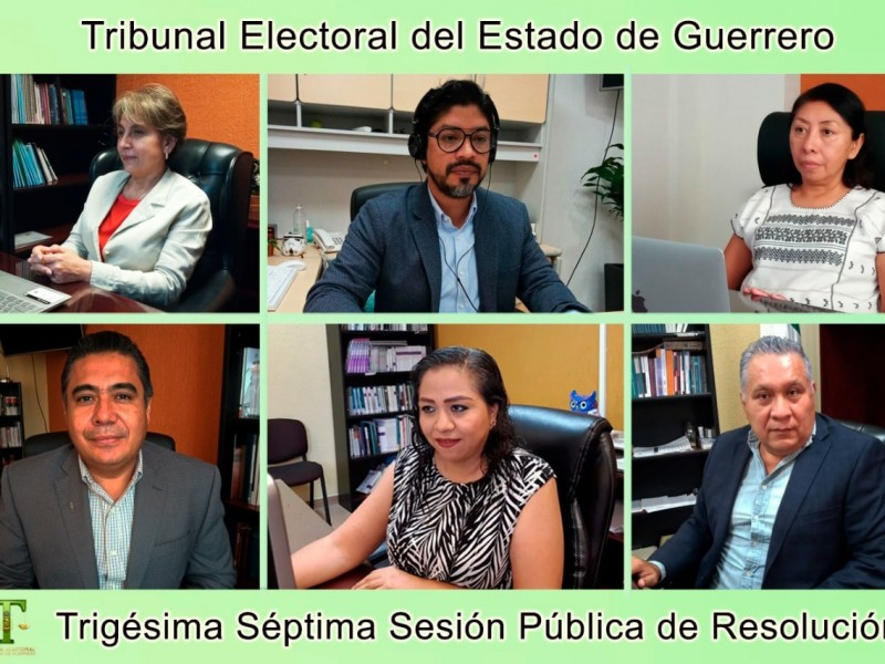 TEE ratifica candidatura de Evelyn Salgado Pineda