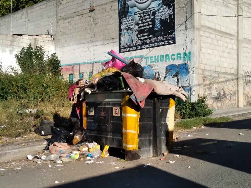 Tehuacán buscará apoyo de municipios para depositar su basura