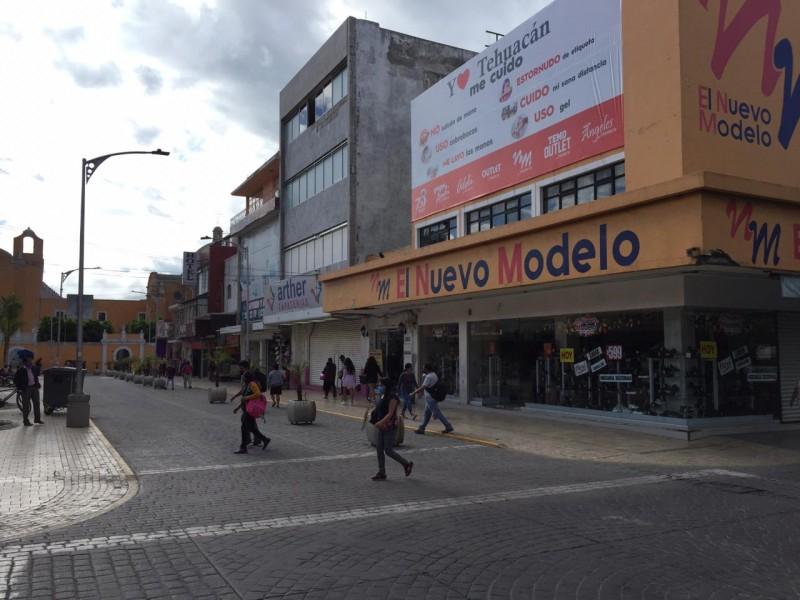 Tehuacán en color de semáforo