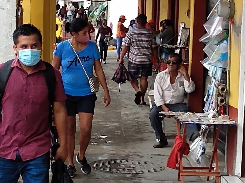 Tehuantepec, tercer lugar por casos de Covid-19 en el Istmo