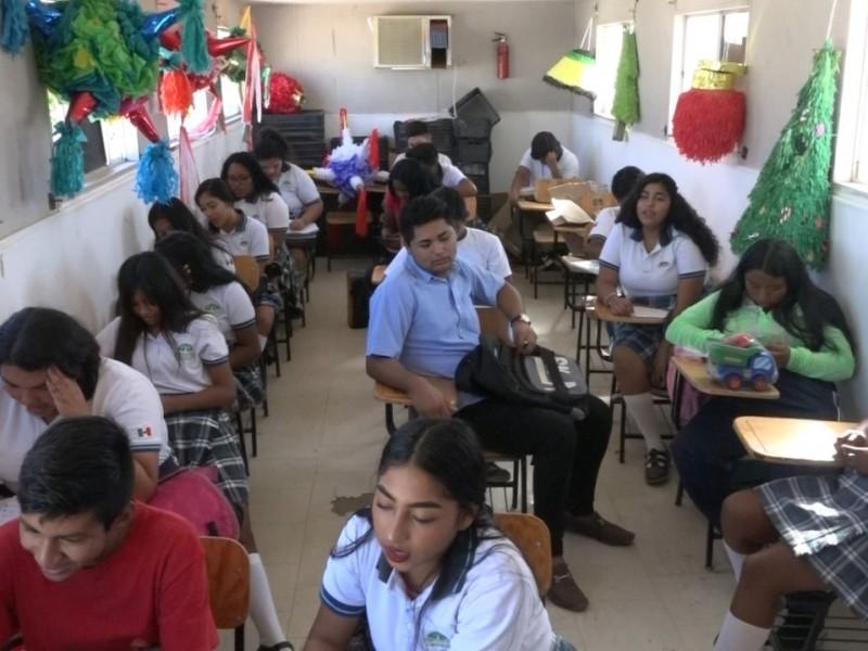 Telebachilleratos atienden al 100% la demanda de estudiantes