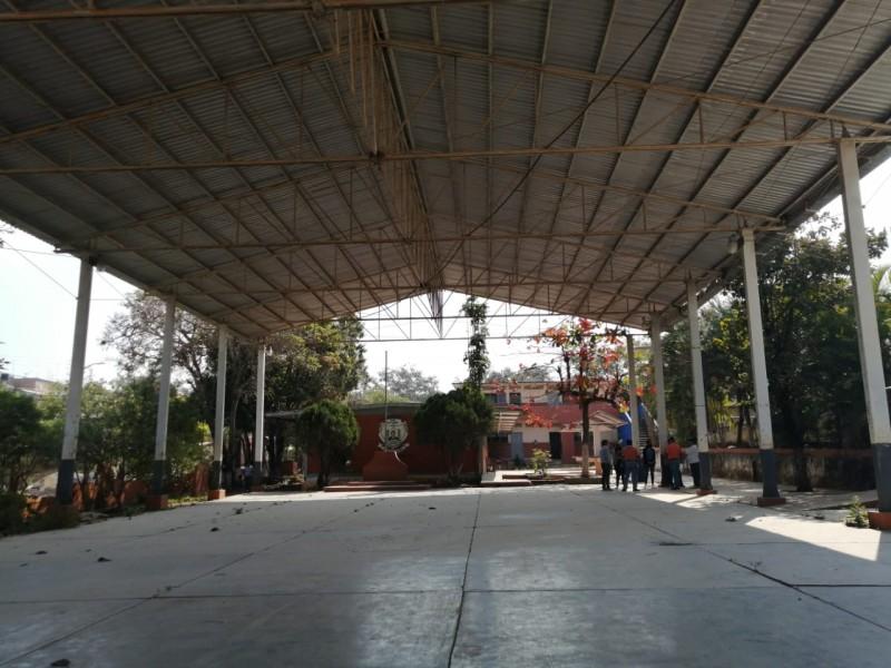 Telesecundaria en Copoya retorna a asesorías presenciales