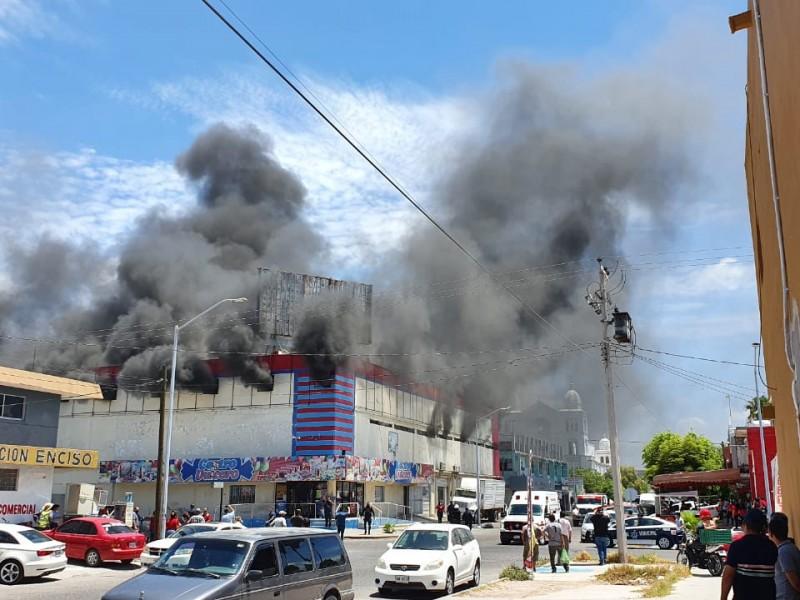 Temen brote de covid-19 entre corporaciones que participaron en incendio