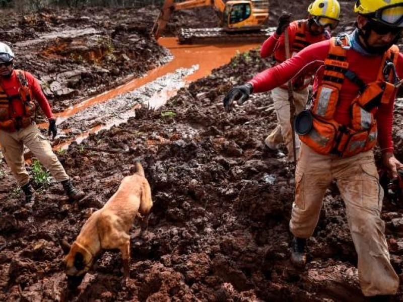 Temor por riesgo de derrumbe en represa brasileña