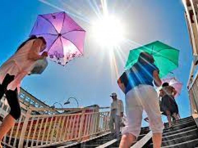 Temperaturas de hasta 45 grados en Sonora