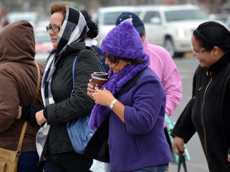 Temperaturas hasta de siete grados bajo cero en Sonora