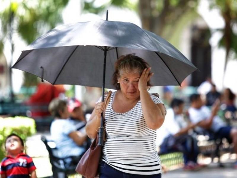 Temperaturas máximas de hasta 34 grados los siguientes días