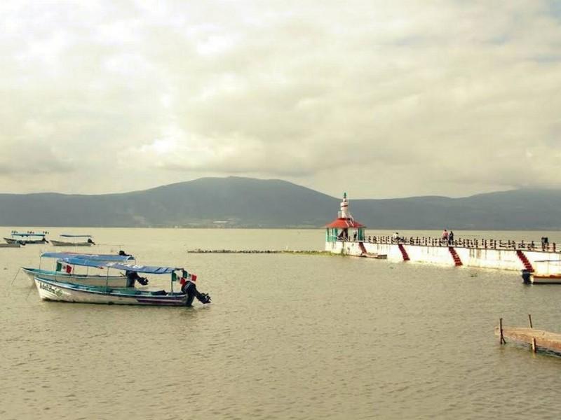 Temporal de lluvias recupera a Chapala y la presa Calderón