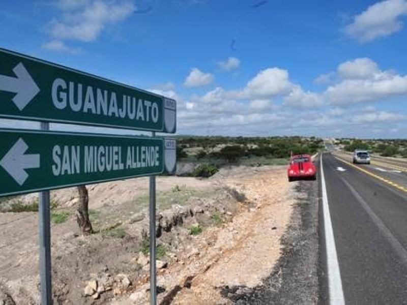 Tendrá autopista Silao-San Miguel Allende