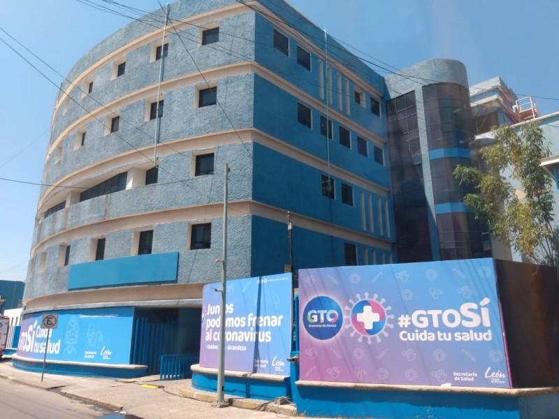 Tendrá Gto hospital especializado en Covid 19