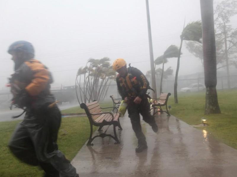 Tenemos habilitados 127 refugios temporales en Quintana Roo: PC